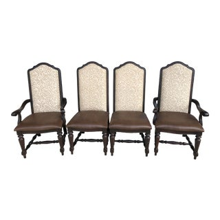 Bassett Furniture Dining Chairs - Set of 4 For Sale