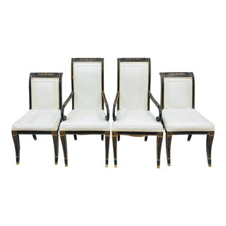 Antique Empire Dining Chairs For Sale