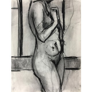 Figure Drawing #2 For Sale