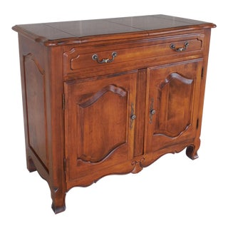 Ethan Allen Country French Flip Top Server 26-6315 Finish 236