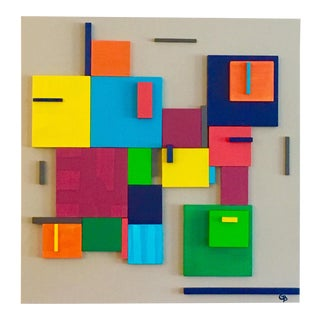 Original Abstract Wall Art by Gabriel Buckley For Sale