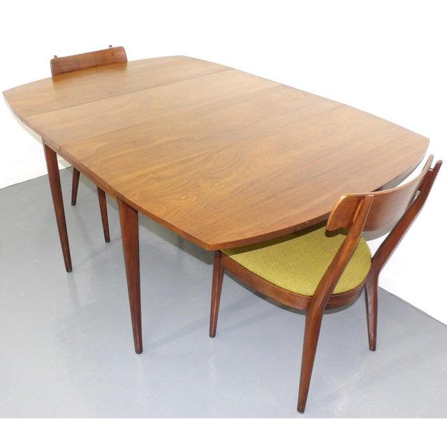 Drexel Declaration Dining Table Chairs Kipp Stewart Mid Century