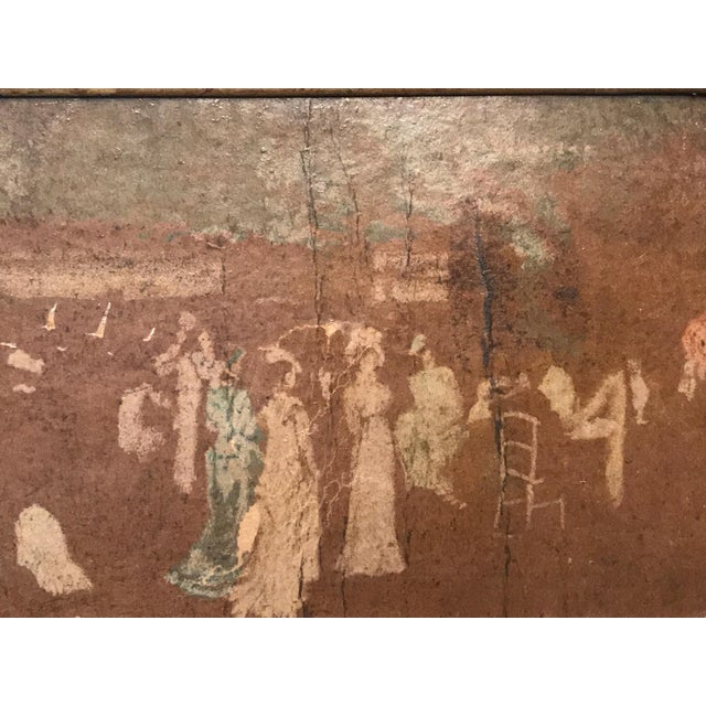 Late 19th Century Antique Reputed Whistler Nocturne Study Painting For Sale - Image 4 of 13