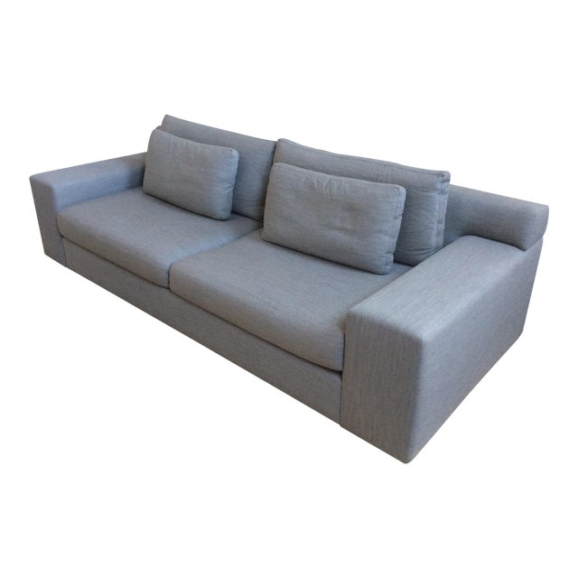Design Within Reach Contemporary Sofa For Sale