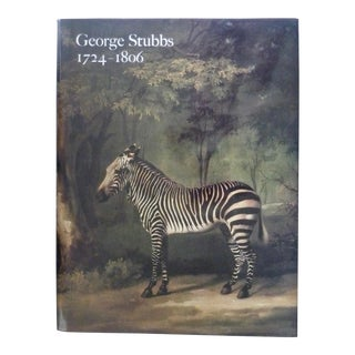 1984 George Stubbs 1724-1806. London: Tate Gallery Book For Sale