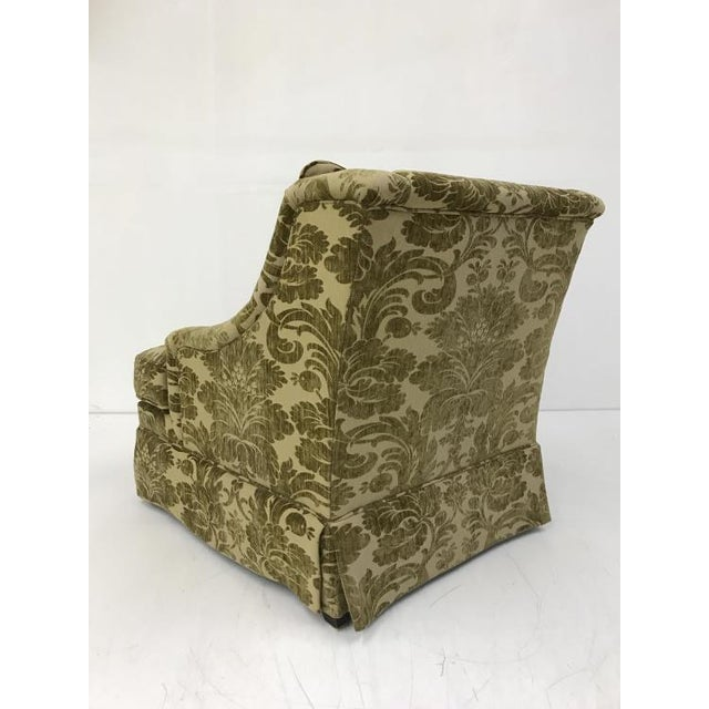 Century Furniture Century Furniture Portola Skirted Chair For Sale - Image 4 of 5