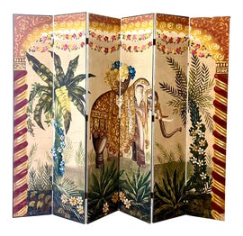 Image of Boho Chic Screens and Room Dividers