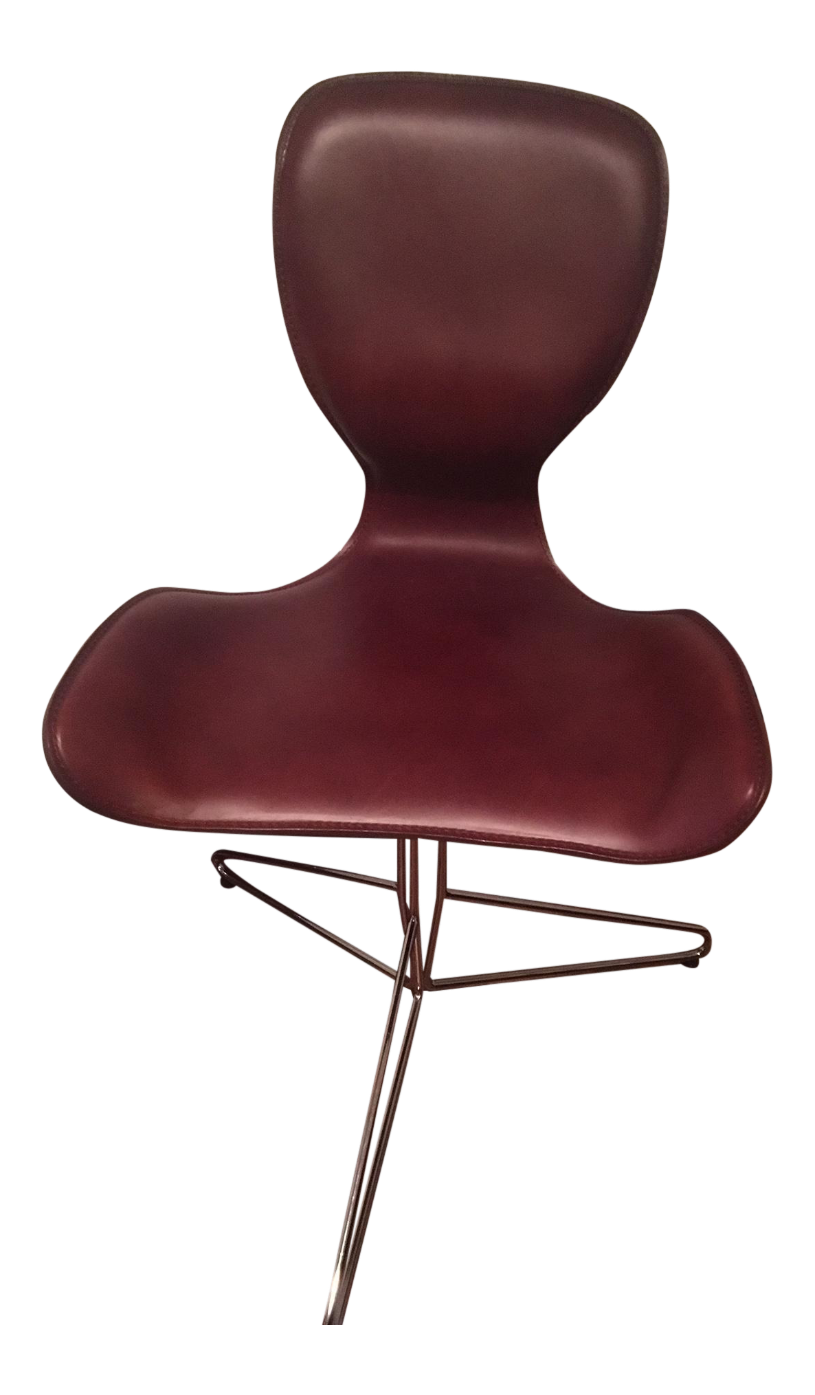 Koi K 2 Leather Swivel Office/Dining Chair