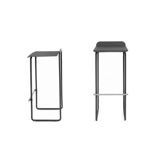 Black Sprig Counter Stool - a Pair - Retail $1,050