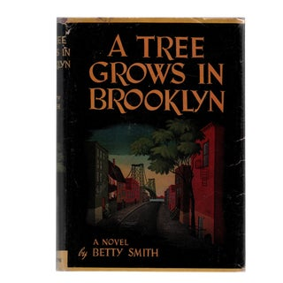 "1943 ""A Tree Grows in Brooklyn"" Collectible Book For Sale"