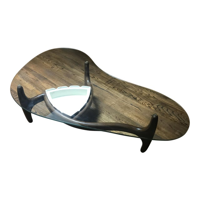 Adrian Pearsall Mid Century Modern Coffee Table - Image 1 of 5