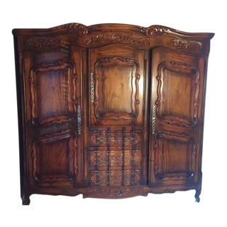 French Inspired Armoire For Sale