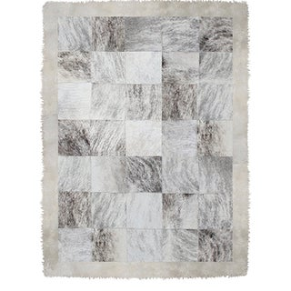 Hut Leathers Rug From Covet Paris For Sale