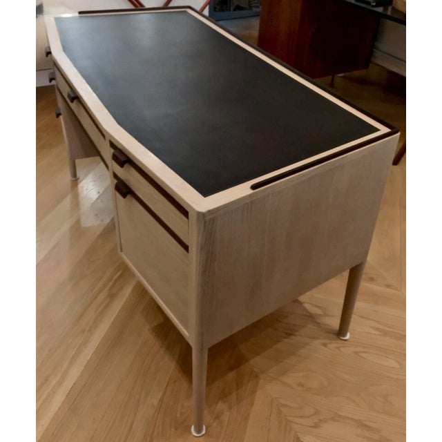 1960s Mid Century Modern Edward Wormley for Dunbar Desk For Sale - Image 5 of 11