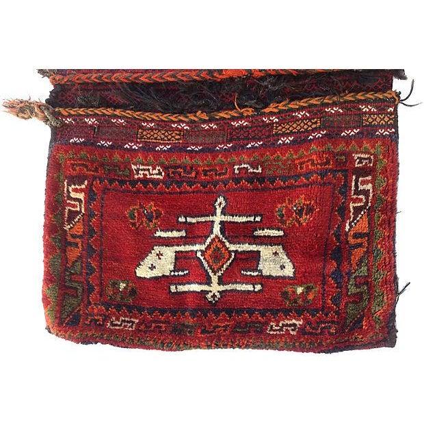 Turkish Wool Saddlebag - Image 5 of 5