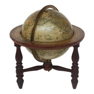 Terrestrial Globe by Gilman Joslin For Sale