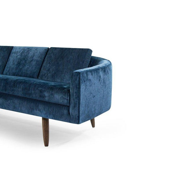 Adrian Pearsall for Craft Associates Cloud Sofa For Sale - Image 10 of 12