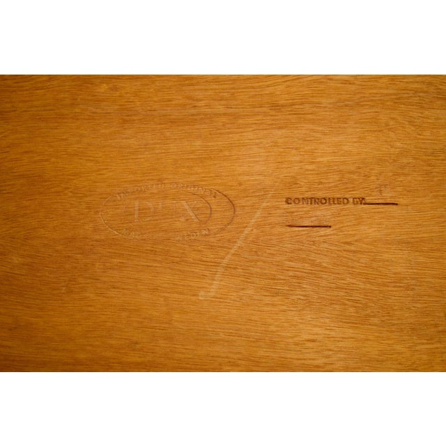 Dux Folke Ohlsson Sculptural Teak Coffee Table - Image 7 of 11