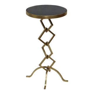 Contemporary Kelly Accent Side End Table For Sale