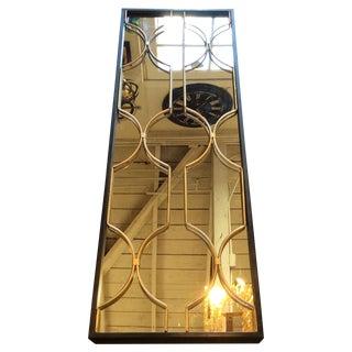 Large Glam Panel Mirror