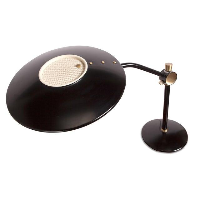 Vintage Dazor Ufo Desk Lamp (Model 2008) For Sale - Image 9 of 11