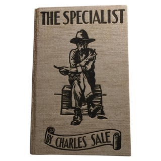 1943 the Specialist Privy Humor London Book For Sale
