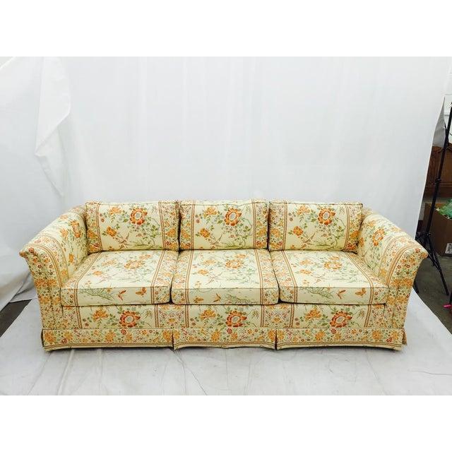 Vintage Drexel Mid-Century Modern Sofa   Chairish