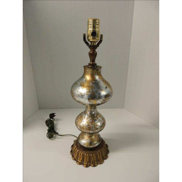 Vintage Italian Hollywood Regency Table Lamp - Image 2 of 4
