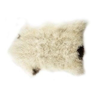 """Contemporary Long Soft Wool Sheepskin Pelt - 2'2""""x3'0"""" Preview"""