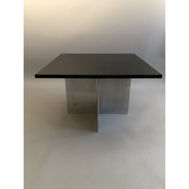 Contemporary Paul Mayen Small Coffee Table For Sale - Image 3 of 4