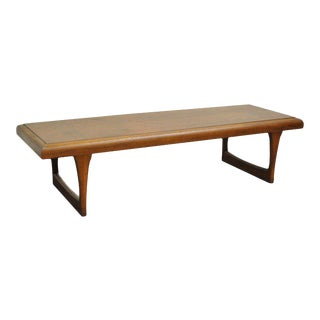 1960s Mid-Century Modern Lane Furniture Acclaim Coffee Table For Sale