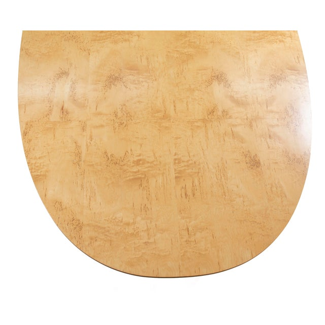 Danish Modern Bruno Mathsson Conference or Dining Table For Sale - Image 10 of 12