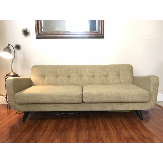 Room and Board Mid-Century Anson Sofa For Sale - Image 11 of 11