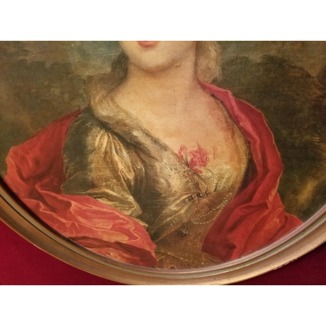 Absolutely stunning estate piece! This majestic portrait of a Victorian era lady is breath taking. Portrait is inside an...