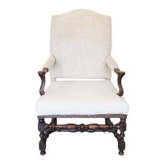 Antique Arm Chair For Sale