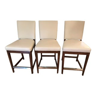 American Classical Vanguard Juliet Counter Stools - Set of 3 For Sale