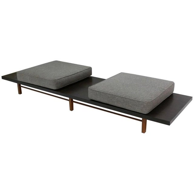 Milo Baughman for Thayer Coggin Low Table or Gallery Bench With Cushions For Sale - Image 13 of 13