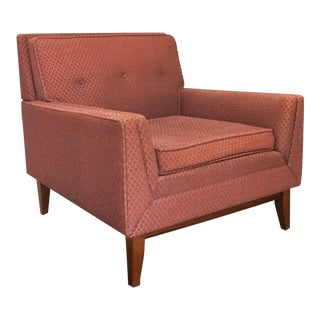 Mid-Century Modern 50s Lounge Armchair For Sale