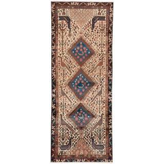 "Apadana - Vintage Persian Shiraz Rug, 2'7"" x 6'9"""