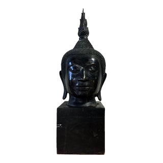 Extra Large Buddha Head Sculpture