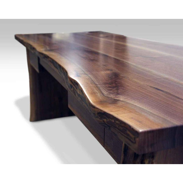 Customizable American Black Walnut Desk For Image 6 Of 10