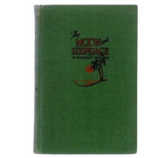 "1919 ""The Moon and Sixpence"" Collectible Book For Sale"