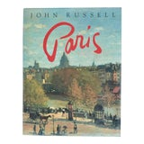 Image of John Russell's Paris: An Art History Book For Sale