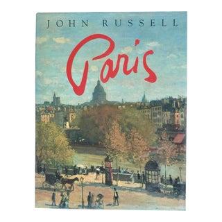 John Russell's Paris: An Art History Book For Sale
