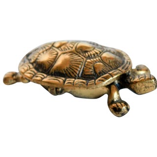 Turtle Trinket Box