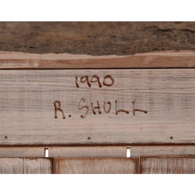 Designer/Artist; Manufacturer: Randy Shull (b. 1962) Markings/Notes: signed; 1990 Country of Origin & Materials: American;...