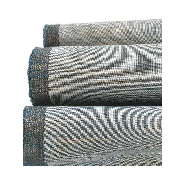 Jim Thompson Indoor/Outdoor Fabric - 22 Yards | Chairish