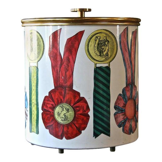 Piero Fornasetti Ice Bucket For Sale