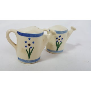 Shawnee Watering Can Salt & Pepper Shakers Preview