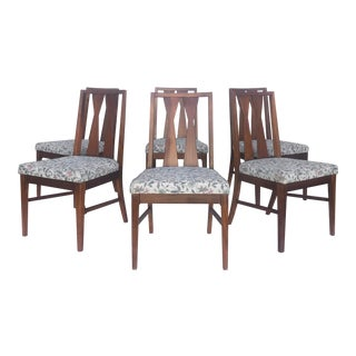Set of Mid-Century Modern Dining Chairs (6) For Sale